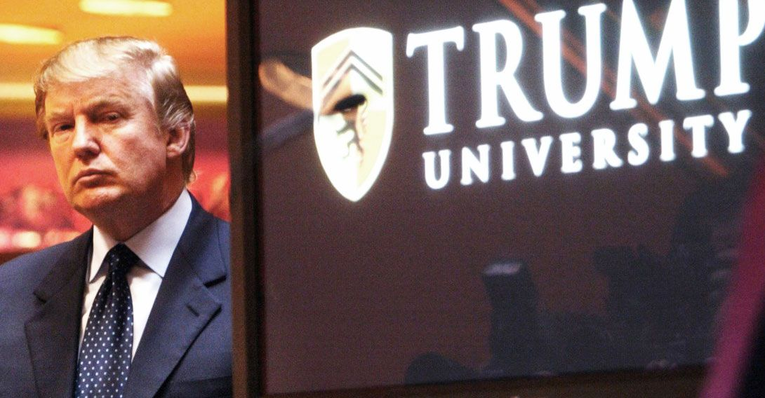 President-elect agrees to $25M settlement in Trump University suit
