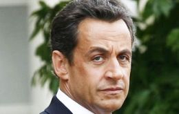 The political life of former French President Nicolas Sarkozy has come to an end.