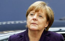 Angela Merkel will run for a fourth term as Chancellor of Germany, despite plummeting popularity