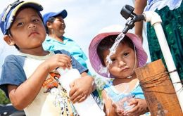 Bolivians without drinking water, a nightmare for President Evo Morales