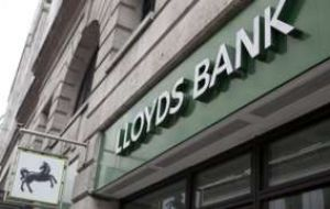 A spokesman for Lloyds said the announcement shows progress made in returning Lloyds Banking Group to full private ownership