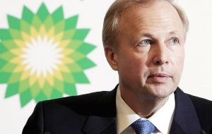 "BP CEO Bob Dudley said ""we already have a strong partnership with Eni in Egypt and look forward to working closely with them"""