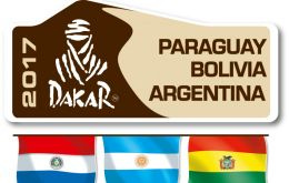 The rally will be run this coming January 2-14 in Paraguay, Bolivia and Argentina over nearly 9.000kms of roads, tracks and dunes, with a stay at high-altitude
