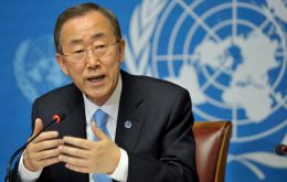 Ban Ki-moon: His revolutionary ideals left few indifferent.