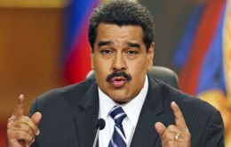 Nicolas Maduro intends to talk his way through to the end of his term