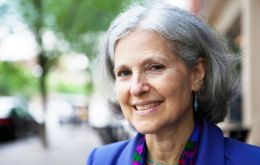 Jill Stein was surprisingly successful raising funds to question Donald Trump's victory. George Soros suspected of being the mysterious philantropist