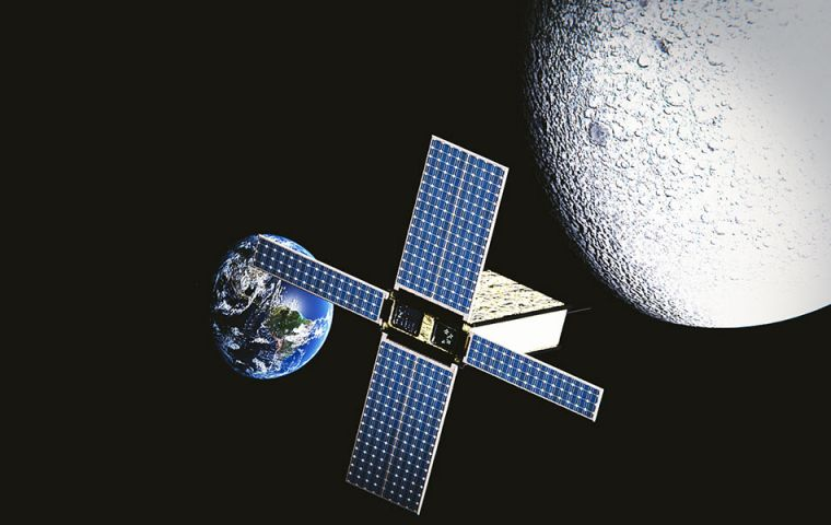 The University of Sao Paulo aims at the Moon for 2020