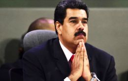 "Nicolas Maduro says Putin's victories are ""our victories"""