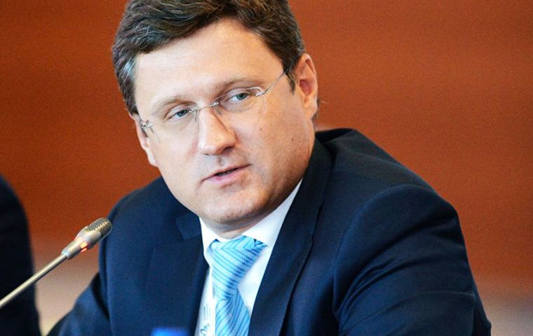 Russia ready to follow suit after OPEC countries agree to cut down oil production, says minister Alexander Novak