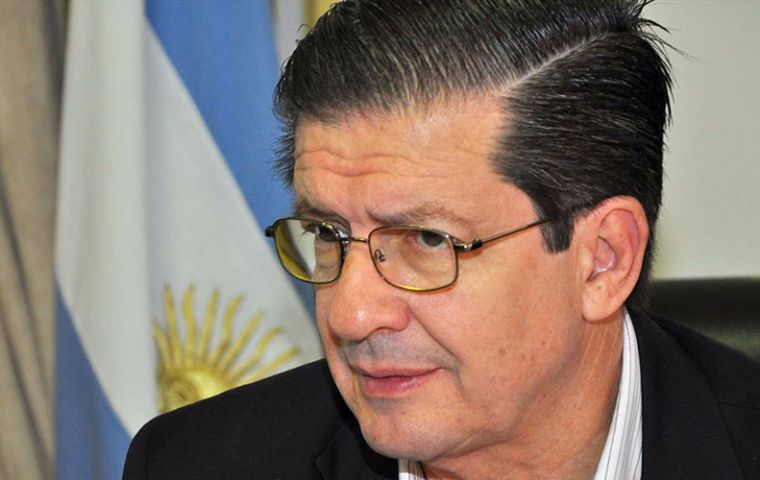 "It's a ""realistic budget"", according to Senator Pedro Braillard Poccard"