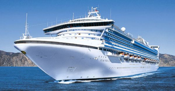 Prince Cruise Lines fined US$ 40 million for dumping waste ...