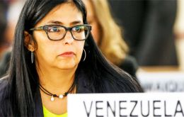 Venezuela is to be suspended from Mercosur either this Friday or on Dec. 14, despite Foreign Minister Delcy Rodriguez' feeling victim of a conspiracy