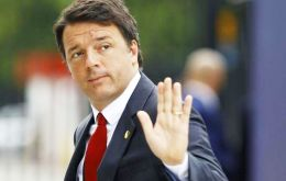 "Renzi conceded the referendum in an address to the country, saying that he ""takes full responsibility"" for its defeat, and announced that he intends to resign."