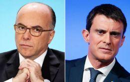 Bernard Cazeneuve becomes France's new prime minister as Manuel Valls quits job to focus on presidential bid