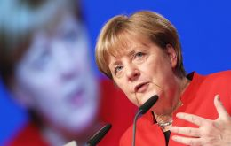 Angela Merkel is suprisingly not so open to immigration as she launches her reelection campaign