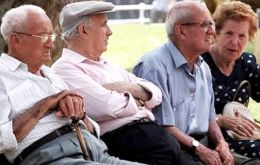 Government figures show the average age of retirement in Brazil is 58, among the lowest in the world.