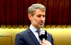 Ambassador Julian Braithwaite, Permanent Representative of the United Kingdom to the United Nations and other international organizations in Geneva
