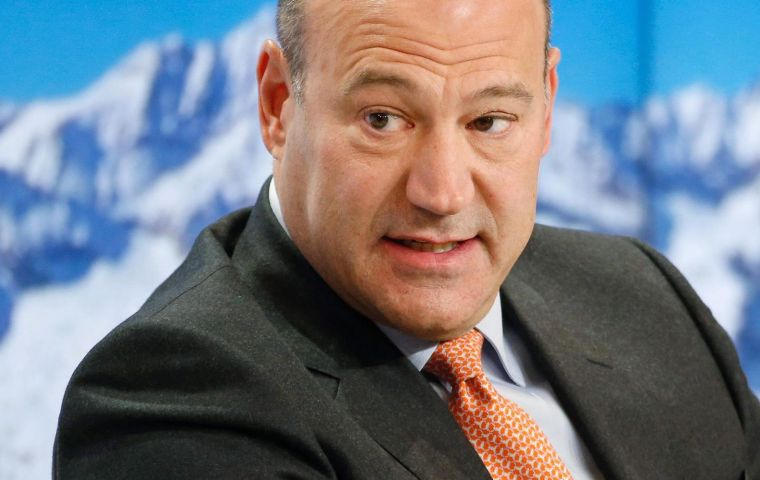 At Goldman, Cohn was in charge of some of the firm's cash-cow businesses, including the division overseeing fixed income, currency and commodities.