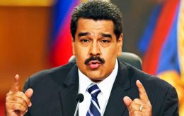 """Now we are waiting to activate the Olivos protocol and its different stages, as I talked it over with Tabaré, and we can expect very positive results"", said Maduro"