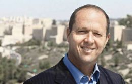 Mayor of Jerusalem Nir Barkat says Trump's plan to move the US embassy to Jerusalem