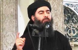 ISIS leader Abu Bakr al-Baghdadi is now worth US$ 25 million to the State Department