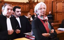 IMF chief Christine Lagarde found guilty by French court under mitigating circumstances