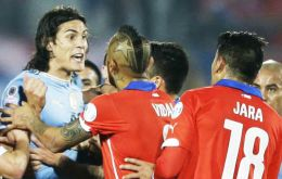 This is the eighth time since October 2015 that Chile has been sanctioned by Fifa for similar homophobic incidents by their supporters.