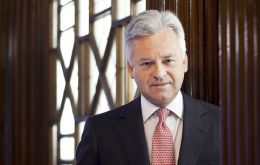 Falklands representatives MLA Summers and MLA Phyl Rendell were part of the UK delegation headed by Foreign Office minister Alan Duncan