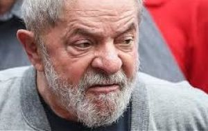 Former Brazilian President Luiz Inacio Lula da Silva, who Brazilian prosecutors say oversaw a scheme in which Odebrecht paid 75 million reais (US$22.18 million) in bribes to win eight Petrobras contra