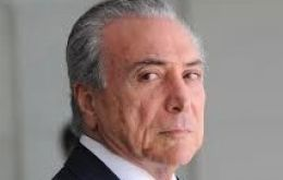 """I haven't given it a thought,"" said Temer (referring to resigning as President) over breakfast with journalists at the Alvorada Palace."