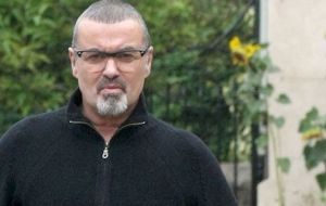 """Last Christmas"" star George Michael, 53, found dead at his home on Christmas Day"