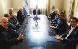 "The bishops' message called on ""all those who have some decision degree in the Argentine economy, to invest in creating jobs, decent and well paid jobs""."
