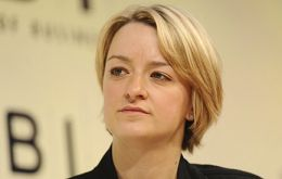 "Laura Kuenssberg said she was told about the alleged comment months before the eventual appearance of The Sun's ""Queen backs Brexit"" headline in March."