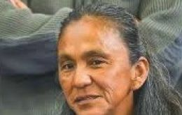"""...we have dignified thousands of compañeros (comrades),"" said Sala after hearing her sentence."