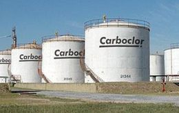 ANCAP's Carboclor S.A., based in Argentina, has turned to the courts to start the reorganization proceedings