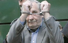 In 2009, General Alvarez was sentenced to 25 years in prison for his role in the deaths or disappearances of 37 Uruguayans under Operation Condor