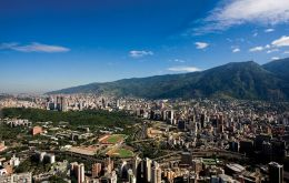 Caracas is 15 times more violent than Mexico City, 14 times more so than Sao Paulo and 10 times more than Bogota