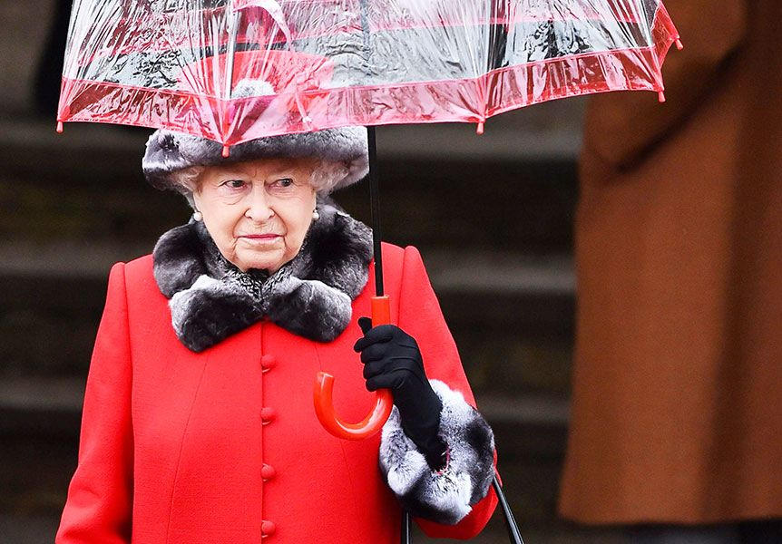 Queen Elizabeth II continues to recover from severe cold