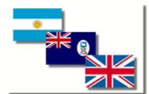 "The Argentine people and government ""reaffirm their imprescriptible sovereignty rights"" over the austral territories and maritime spaces inherited from Spain"