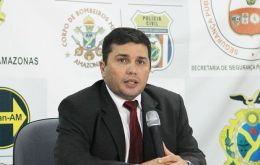 Sergio Fontes, the security chief for Amazonas state, told a news conference the death toll could rise as authorities get a clearer idea of the rebellion