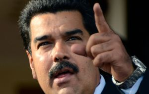 """You shall assume, with a firm hand, the oversight of the economy,"" Maduro said during a televised broadcast, describing Lobo as an expert in budget matters."