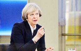 Speaking in her first interview of 2017, May repeatedly drove home the importance of finding a deal that works for both the UK and the EU