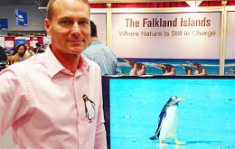 Tony Mason, former CEO of the Falkland Islands Tourist Board is known for his success in developing the tourism sector in the Falkland Islands