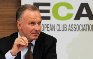 "The European Club Association ECA said the decision ""has been taken based on political reasons rather than sporting ones and under considerable political pressure"", which is ""regrettable""."