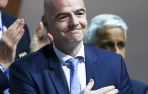 Gianni Infantino's election to FIFA presidency was built around his manifesto pledge to expand the World Cup.