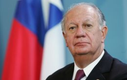 """The role of progressives is to carry on pushing at the limits of what is possible,"" he said Ricardo Lagos during an acceptance speech surrounded by young Chileans."