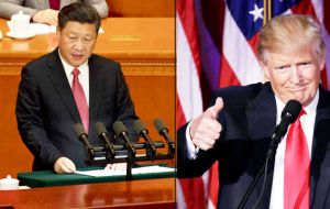Xi's appearance is the first for a Chinese leader in Davos, and comes amid a great deal of uncertainty as Trump prepares to take office on Friday.