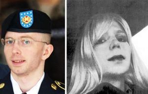 Manning was working as an intelligence analyst in Baghdad in 2010 when she gave WikiLeaks a trove of diplomatic cables and battlefield accounts