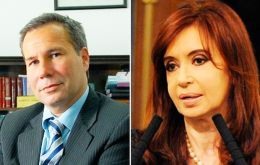 Two years ago, Nisman accused former Argentine president Cristina Fernandez of reaching a secret deal with Iran to cover up a terrorist attack