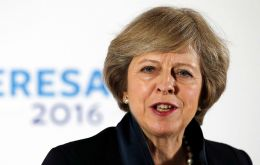 "The government will be ""stepping up to a new, active role,"" Mrs. May said. The plan will be launched at the first regional cabinet meeting, in NE England."